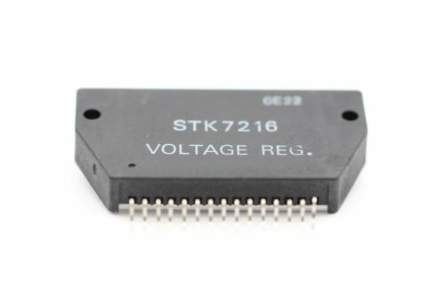 STK7216 INTEGRATED CIRCUIT