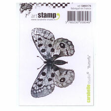 Carabelle Studio SMI0174 Cling Stamp - Butterfly