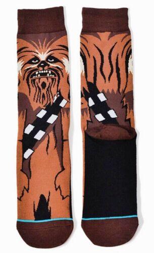 Star Wars Chewbacca All Over Print Crew Socks
