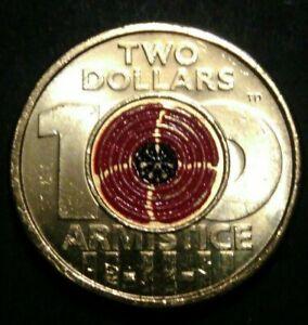 2018-2-Red-Poppy-Armistice-Specimen-UNC-ex-Mint-Roll-in-2x2-Coin-Holder