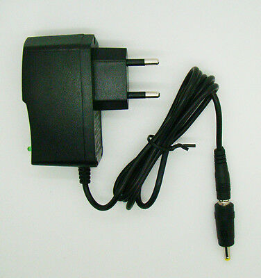 9V 500mA AC-DC Switching Adapter Negative Centre Polarity Tip 4mm 4x1.7