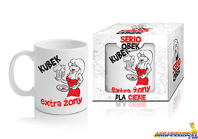 kubek Cadeau Anniversaire Serioqbek-biurowy-drôle Tasse 300ml