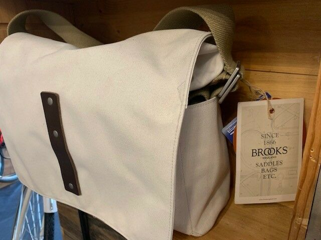 Brooks Euston Medium  Shoulder Bag  store