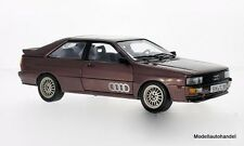 Audi Quattro 1981 metallic-dunkelbraun  1:18 Sunstar 4159
