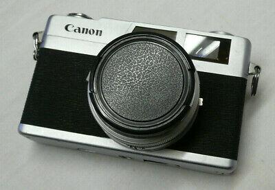 Canon Canonet 28 Ql25 Ql19 Ql17 Giii Replacement Lens Cap Protect Your Optics Ebay