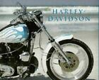 The Classic Harley Davidson : A Celebration of America's Legendary Bikes by Roland Brown (1998, Hardcover)