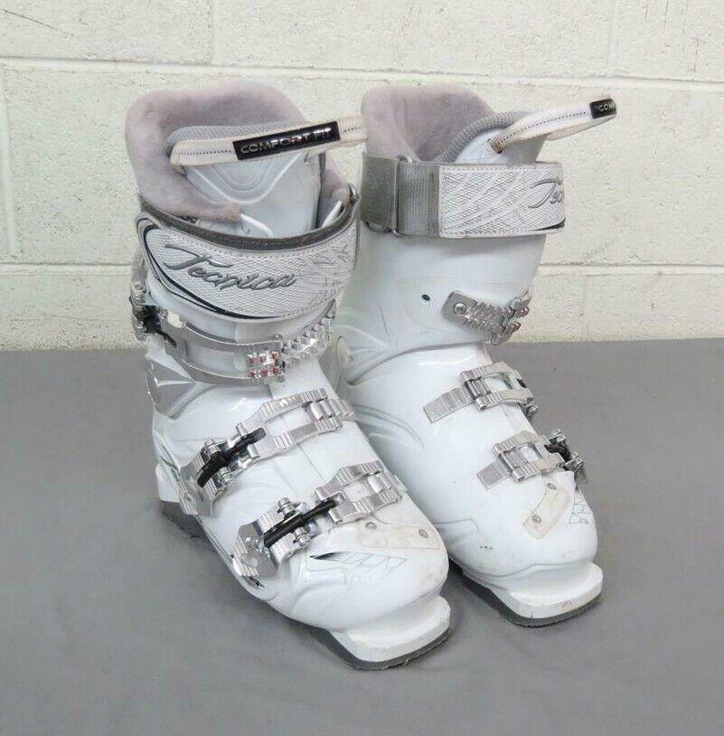 Tecnica Pheonix 6 Max Women's Comfort Fit Ski Boots MDP 23.5 US 6.4 GREAT LOOK