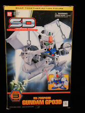 Boy's Toy Gundam GPO3D SD Superior Gundam Model Kit Action Figure Japan  NEW!
