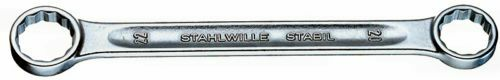 Stahlwille Double Flat Ring Metric 21 x 24 mm