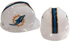 MSA Safety Works 818430 NFL Hard Hat Miami Dolphins for sale online ... aab9bbff2