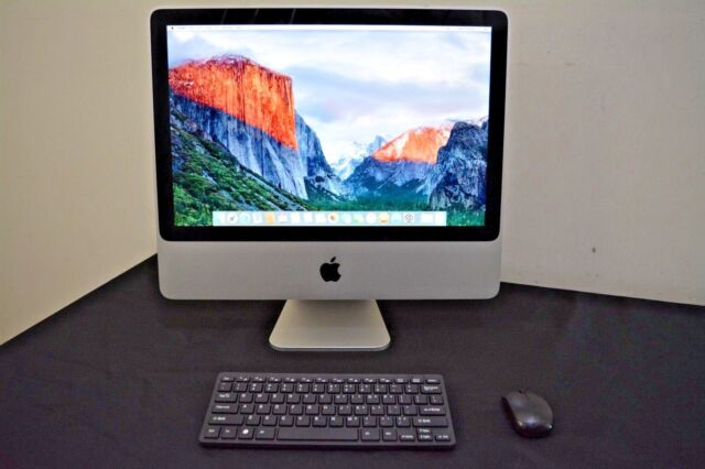 "Apple iMac 20"" - MASSIVE 1TB UPGRADED - 4GB RAM - Keyboard and Mouse INCLUDED"
