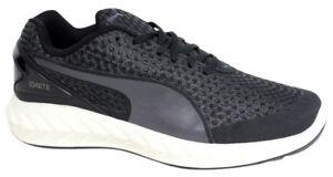 zapatillas negras hombre puma