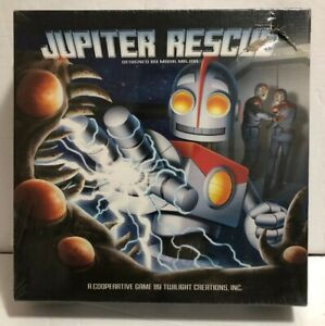 JUPITER-RESCUE-Board-Game-2014-Twilight-Creations-NEW-FACTORY-SEALED