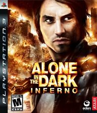 Playstation 3 PS3 Game ALONE IN THE DARK: INFERNO