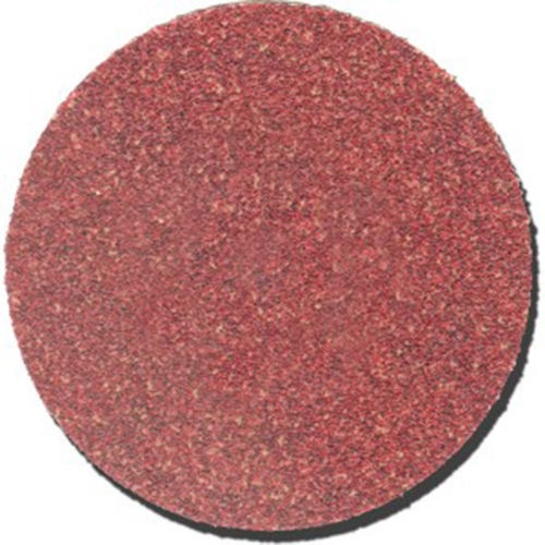 "3M 1260 Red Stikit Sandpaper 6/"" PSA DISCS P80 Grit 25 discs 01260"