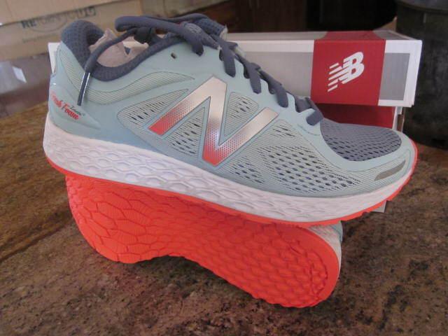 Women's New Balance Zante Sneakers   WZANTBO2 Sz 8  - New baby bluee