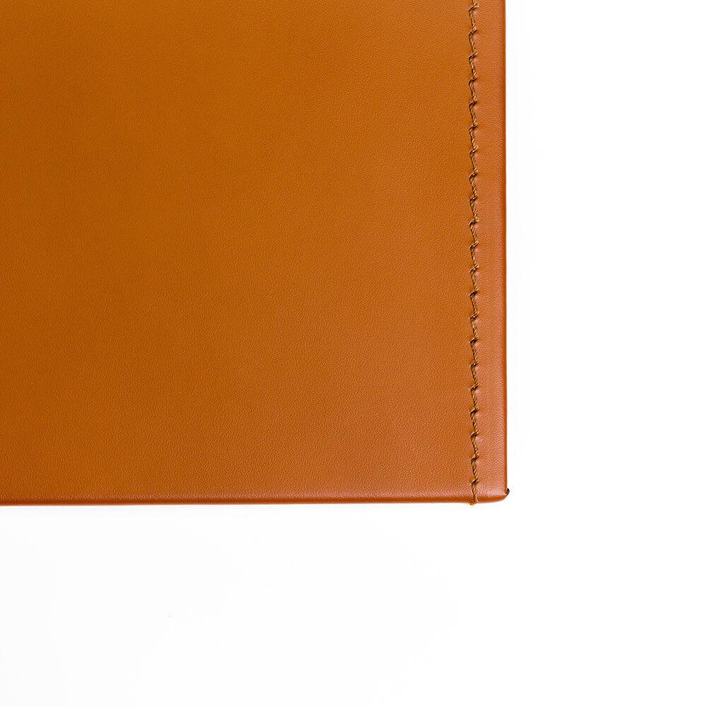 Schreibunterlage aus Leder Naturbraun Gleitschutz Gleitschutz Gleitschutz mit Aufbau aus Stahl cm 70x50   Primäre Qualität    Exquisite Verarbeitung    Gewinnen Sie hoch geschätzt  9f5bec