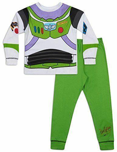 Boys Disney Toy Story Buzz Lightyear Fancy Dress Pyjamas