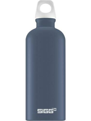 SIGG Water Bottle Sport Bike 600 ML 1L Outdoor Travel Hiking Lucid Aluminium
