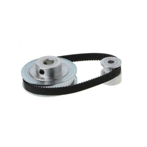 GT2 Gear Pulley Timing 2GT Pitch 2mm 2GT60T20T-200 And 60 Teeth Durable