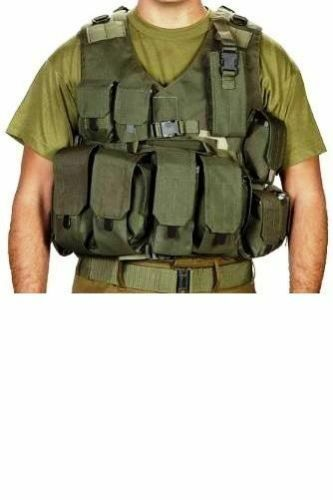 NEW IDF Carrier Armor Vest Eagle Improved Tactical Chest Rig Mag Clothing Tatica