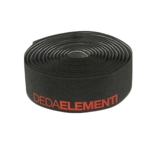 Deda Squalo Triathlon bike handle bar tape Red on Black