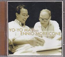 YO-YO MA plays ENNIO MORRICONE CD