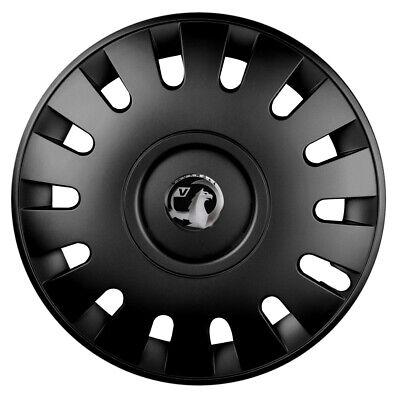 4x16/'/' Wheel trims hub caps fit Vauxhall Astra Vectra Zafira Vivaro 16/'/'