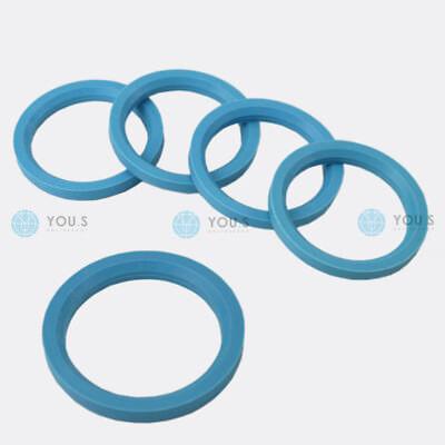 4 x anelli di centraggio 76,0-72,6 mm Rial Anzio ALUTEC-BMW 1er 3er 5er 7er x3 x5