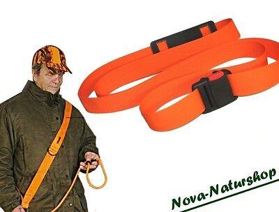 Bergehilfe Jagd, Hundearbeit Schultergurt 170 cm