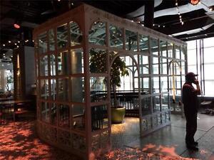 Incredible Custom Built Indoor Or Outdoor Iron Greenhouses