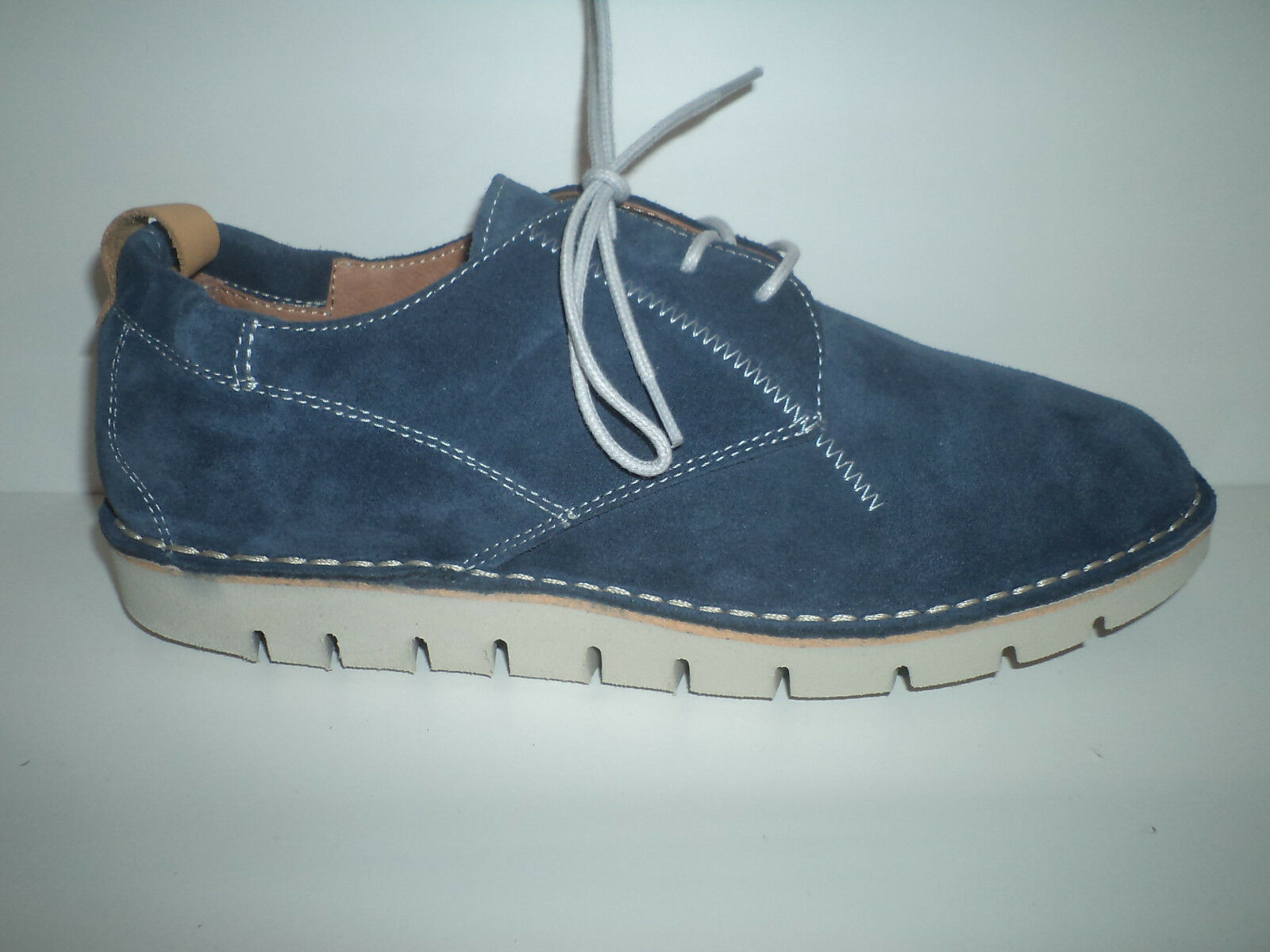 SCONTO 30 % zapatos DERBY  hombres CAFè negro SUMMER CROSTA NAVY ART PP601