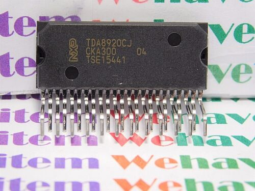 TDA8920CJ qzty 1 PIECE SIP IC