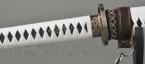 Fully Handmade Manganese steel The Walking Dead Japanese samurai Katana Sword