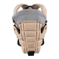 Phil&teds Emotion Front Carrier - Sand - Free Shipping