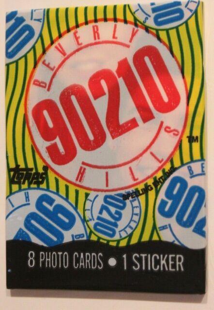 Beverly Hills 90210 Trading Cards Figurine Panini 1991 Andrea mancolista