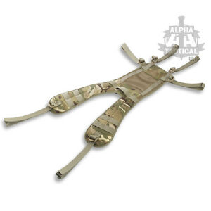 PLCE-WEBBING-YOKE-HARNESS-MULTICAM-MTP-NEW-PARA-SAS-SBS-WIDE-SF-AIRBORNE