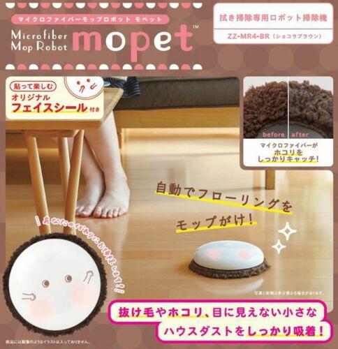 Mopet Microfiber Mop Robot Vacuum Cleaner