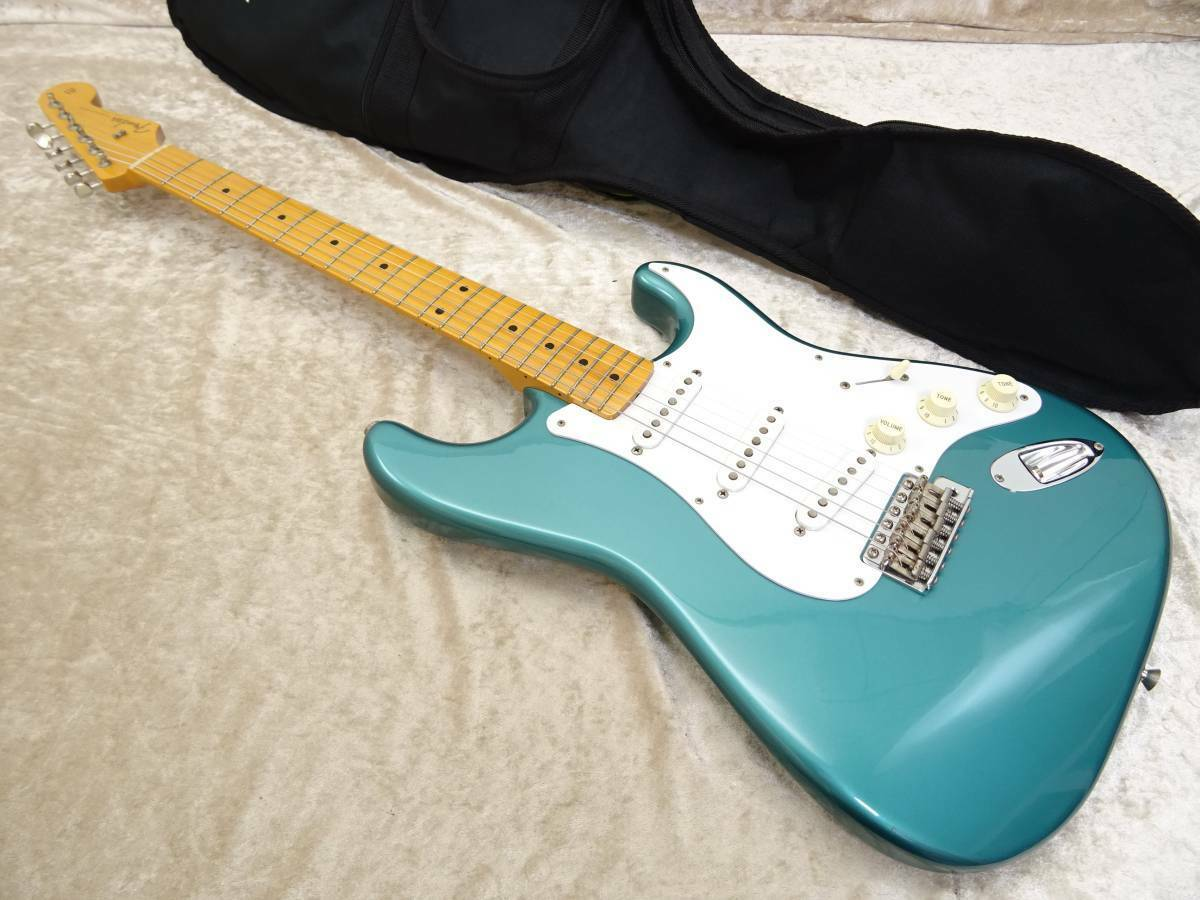 Fender Crafted in Japan ST57-US OTM beutiful JAPAN rare useful EMS F S