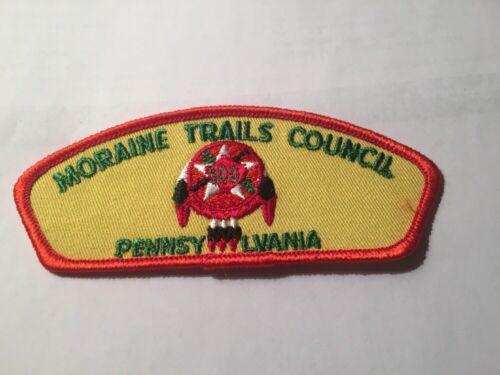 MINT CSP Moraine Trails Council PA T-1