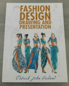 Fashion Design Drawing And Presentation By Patrick John Ireland S C 6th Ebay