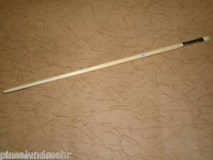 Gussowpinsel - verschiedene Größen - reine, weiße Borsten - Nickelzwinge