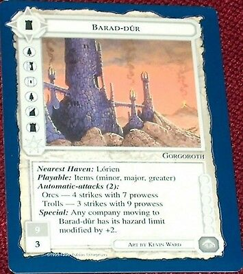 MECCG CCG Middle-earth Indur Dawndeath The Wizards Unlimited TWUL VERY FINE