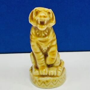 Wade Figurine England Uk Whimsies Whimsy Animal Miniature Porcelain Circus Tiger Ebay