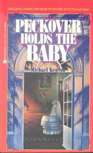 Peckover Holds the Baby