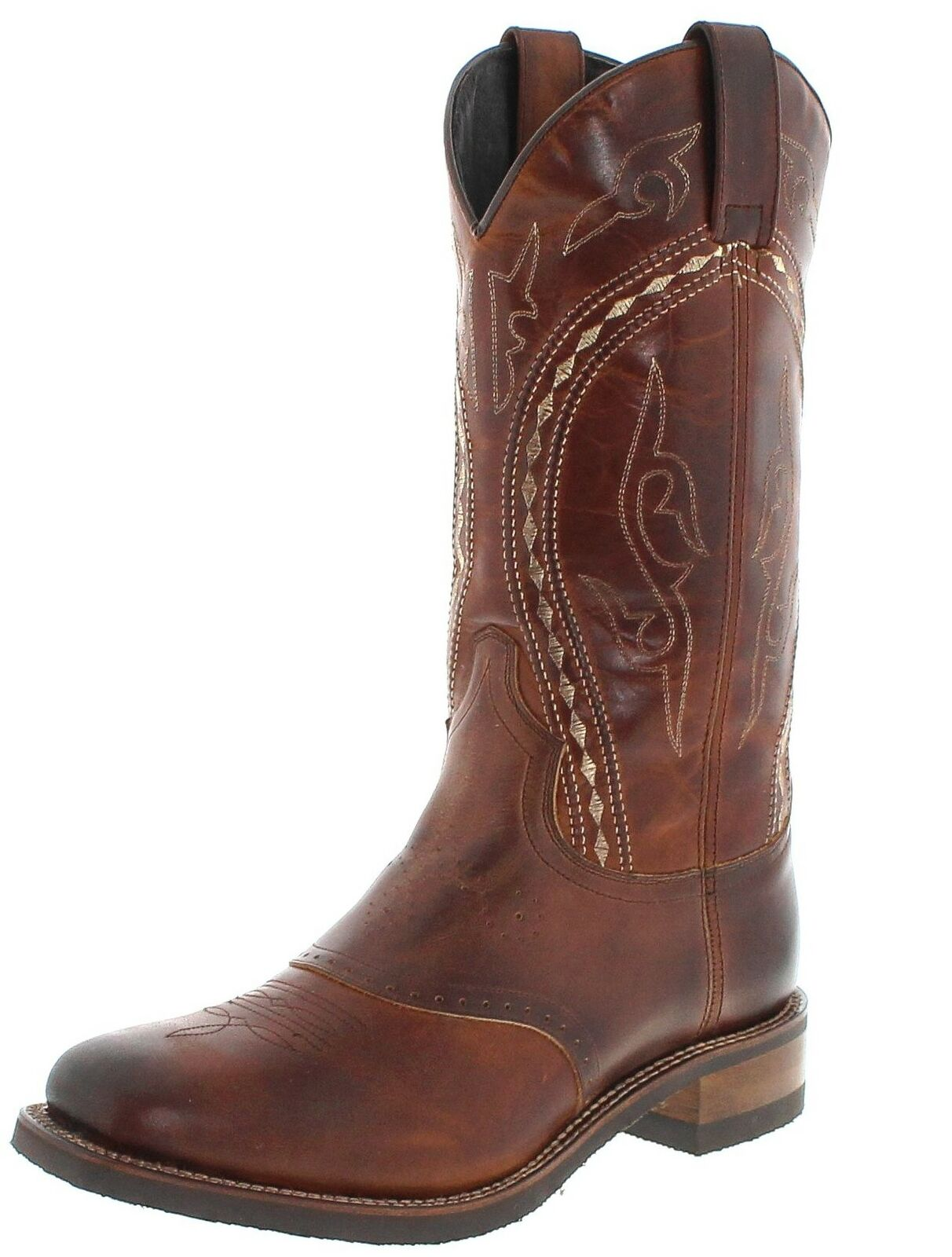 Sendra Stiefel Desna braun Western Riding Stiefel with Thinsulate Insulation Isolation