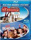 The Hangover Part 1 / Old School Blu-ray 2003 Will Ferrell 2 Disc