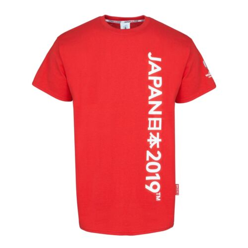 Rugby World Cup 2019 Kids/' Script Graphic T-shirtRed