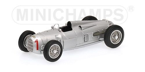 Auto Union Type A Hans stuc Winner German Gp 1934 1 43 Model MINICHAMPS