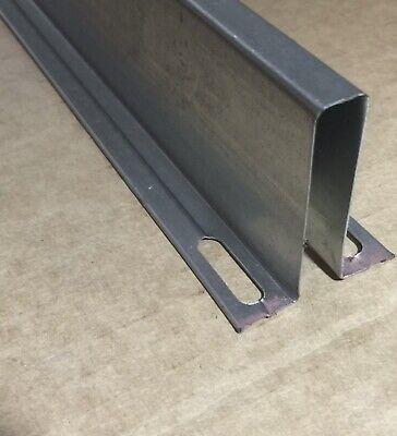 Garage Door Reinforcement U Bar Strut Support Brace For A 16 Wide Door Ebay